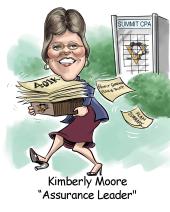 kim moore 401k audit expert